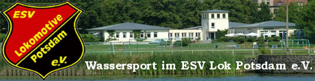 Wasserport im ESV Lok Potsdam e.V.
